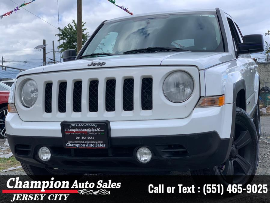 Used Jeep Patriot 4WD 4dr Latitude 2014   Champion Auto Sales of JC. Jersey City, New Jersey
