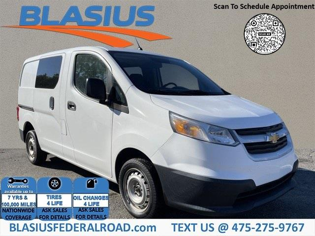 Used Chevrolet City Express 1LT 2016   Blasius Federal Road. Brookfield, Connecticut