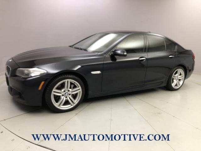 Used BMW 5 Series 4dr Sdn 535i xDrive AWD 2014 | J&M Automotive Sls&Svc LLC. Naugatuck, Connecticut