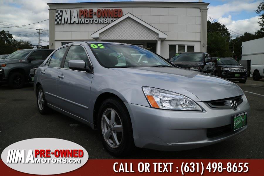 Used Honda Accord Sdn EX AT 2005 | M & A Motors. Huntington, New York