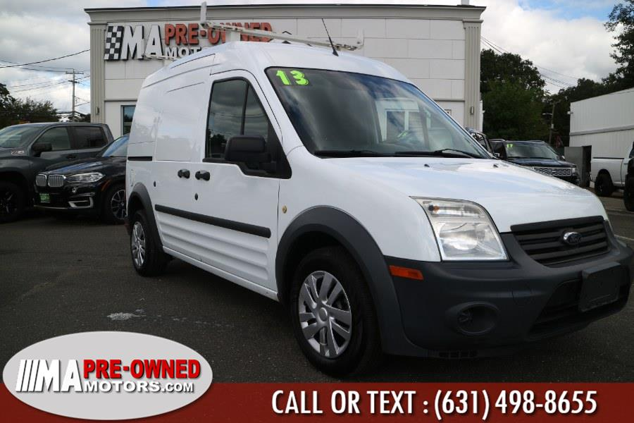 """Used Ford Transit Connect 114.6"""" XL w/o side or rear door glass 2013 