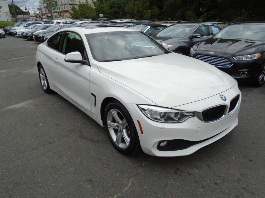Used 2014 BMW 4 Series in Waterbury, Connecticut | Jim Juliani Motors. Waterbury, Connecticut