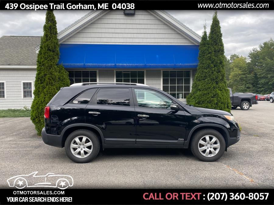 Used Kia Sorento AWD 4dr V6 LX 2012 | Ossipee Trail Motor Sales. Gorham, Maine