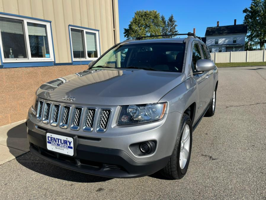 Used 2015 Jeep Compass in East Windsor, Connecticut | Century Auto And Truck. East Windsor, Connecticut