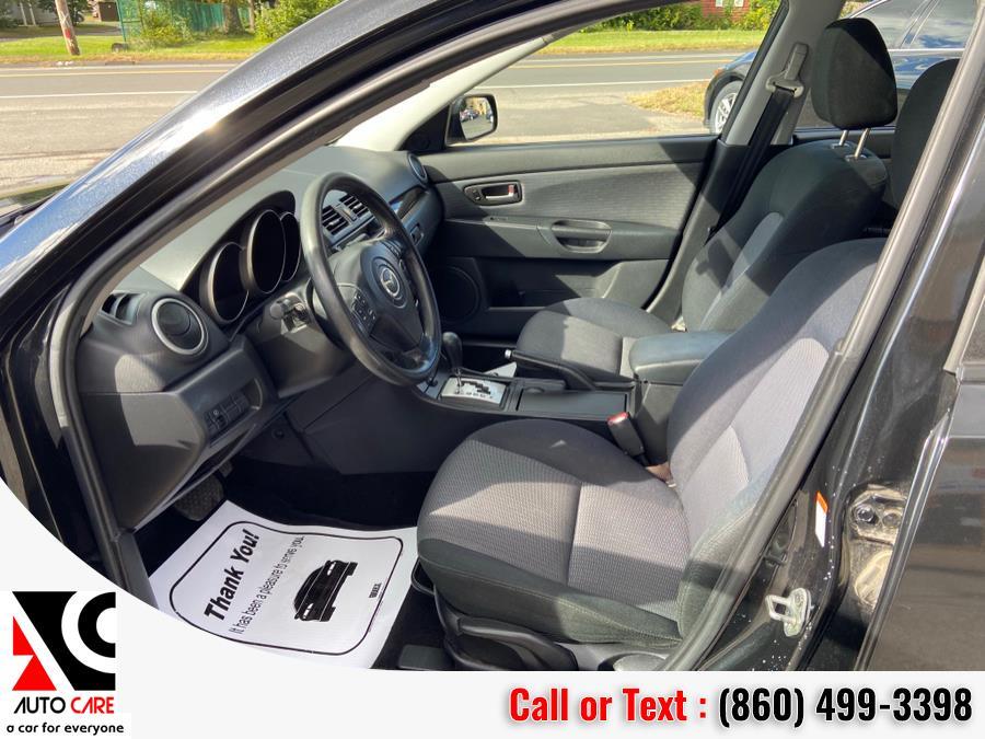 Used Mazda Mazda3 4dr Sdn Auto i Sport 2008   Auto Care Motors. Vernon , Connecticut