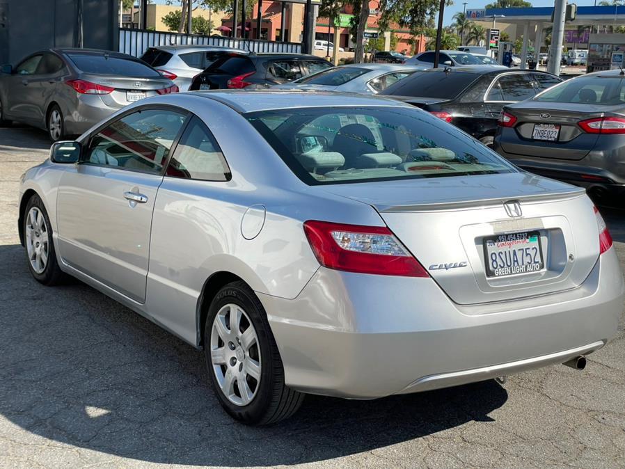 Used Honda Civic Cpe 2dr Auto LX 2008 | Green Light Auto. Corona, California