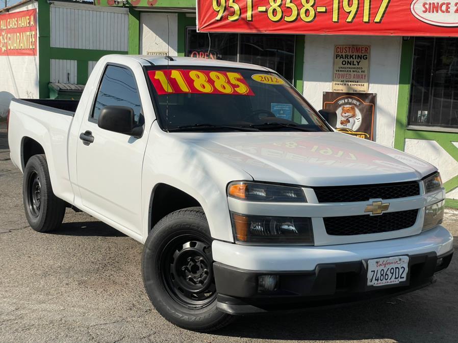 Used 2012 Chevrolet Colorado in Corona, California | Green Light Auto. Corona, California