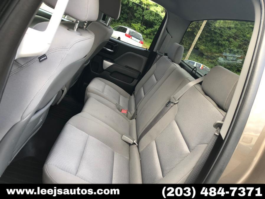 "Used Chevrolet Silverado 1500 4WD Double Cab 143.5"" LT w/2LT 2014   LeeJ's Auto Sales & Service. North Branford, Connecticut"