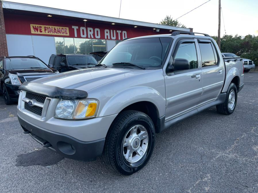 """Used Ford Explorer Sport Trac 4dr 126"""" WB 4WD XLT 2004 