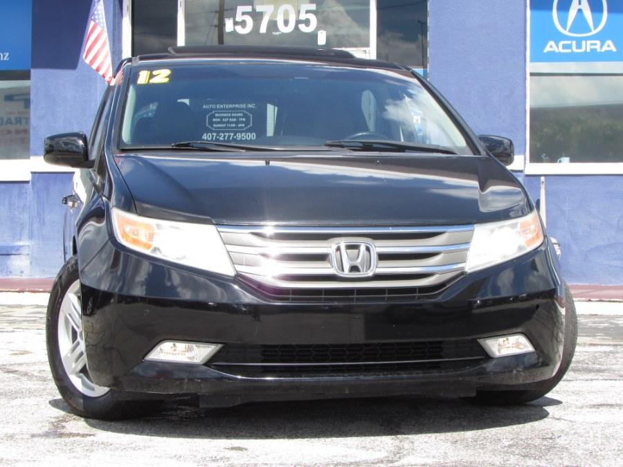 Used 2012 Honda Odyssey in Orlando, Florida   VIP Auto Enterprise, Inc. Orlando, Florida
