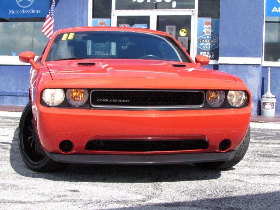 Used 2011 Dodge Challenger in Orlando, Florida | VIP Auto Enterprise, Inc. Orlando, Florida