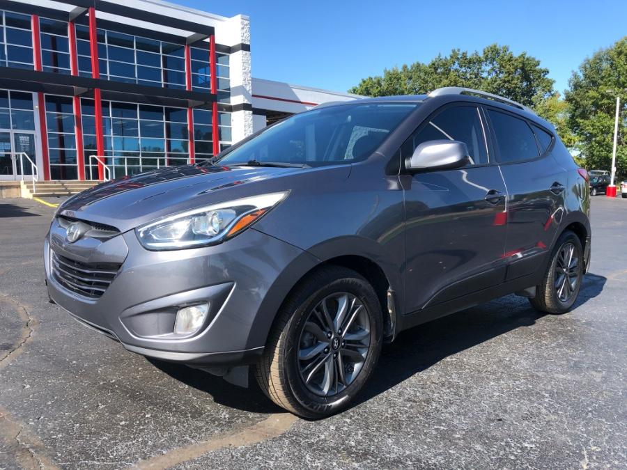 Used Hyundai Tucson AWD 4dr SE 2014   Marsh Auto Sales LLC. Ortonville, Michigan