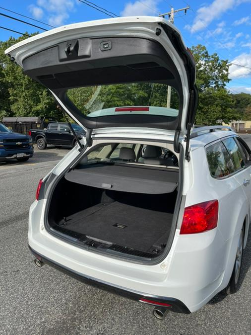 Used Acura TSX Sport Wagon 5dr Sport Wgn I4 Auto Tech Pkg 2012   New Beginning Auto Service Inc . Ashland , Massachusetts