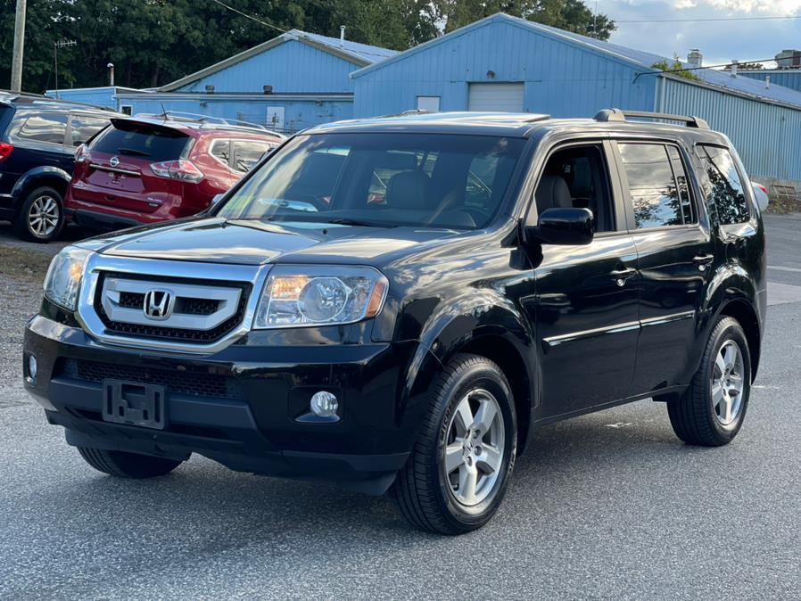 Used Honda Pilot 4WD 4dr EX-L w/RES 2011 | New Beginning Auto Service Inc . Ashland , Massachusetts