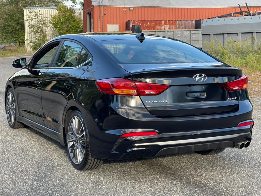 Used Hyundai Elantra Sport 1.6T Auto (Ulsan) 2017 | New Beginning Auto Service Inc . Ashland , Massachusetts
