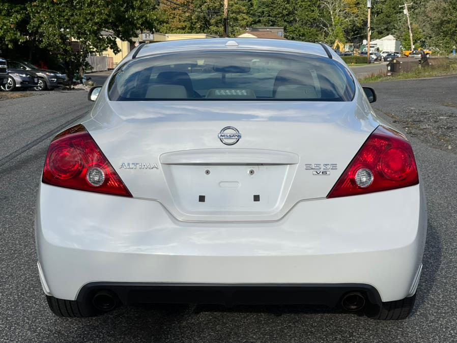 Used Nissan Altima 2dr Cpe V6 CVT 3.5 SE 2008   New Beginning Auto Service Inc . Ashland , Massachusetts