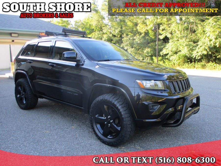 Used 2015 Jeep Grand Cherokee in Massapequa, New York | South Shore Auto Brokers & Sales. Massapequa, New York