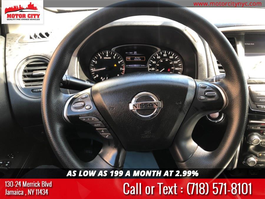 Used Nissan Pathfinder 4x4 SV 2018   Motor City. Jamaica, New York