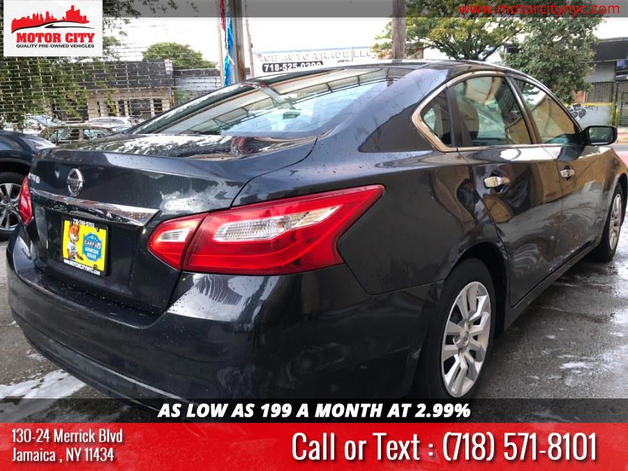 Used Nissan Altima 4dr Sdn I4 2.5 SV 2016 | Motor City. Jamaica, New York