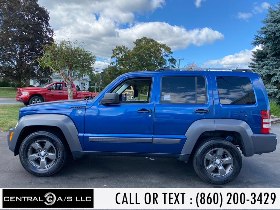 Used Jeep Liberty 4WD 4dr Renegade 2010   Central A/S LLC. East Windsor, Connecticut