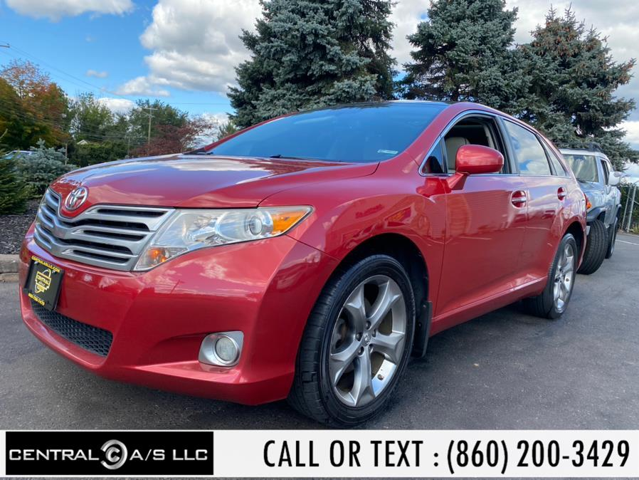 Used Toyota Venza 4dr Wgn V6 AWD (Natl) 2011   Central A/S LLC. East Windsor, Connecticut