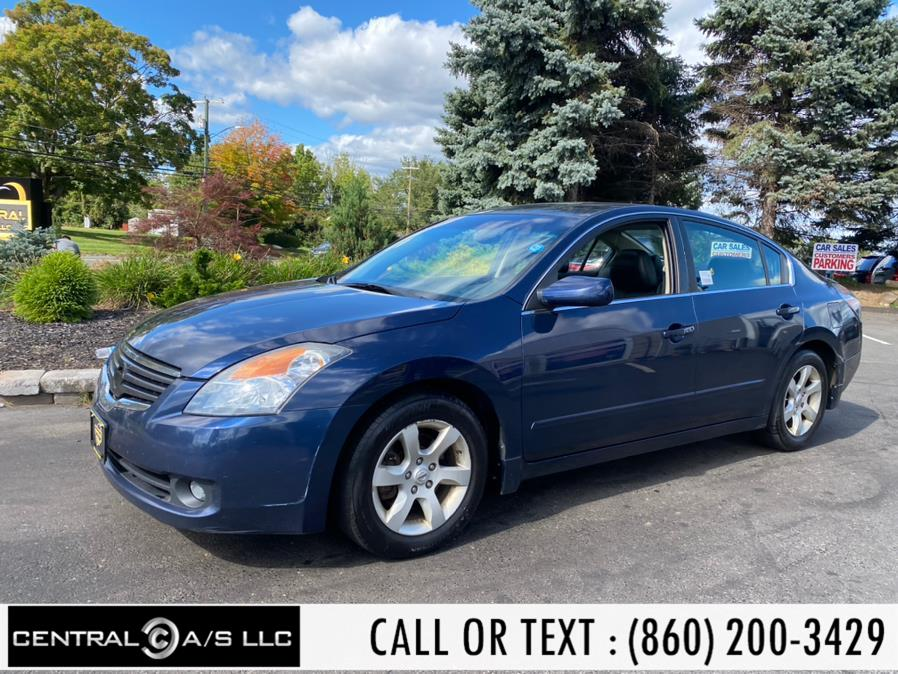 Used Nissan Altima 4dr Sdn I4 CVT 2.5 S 2009   Central A/S LLC. East Windsor, Connecticut