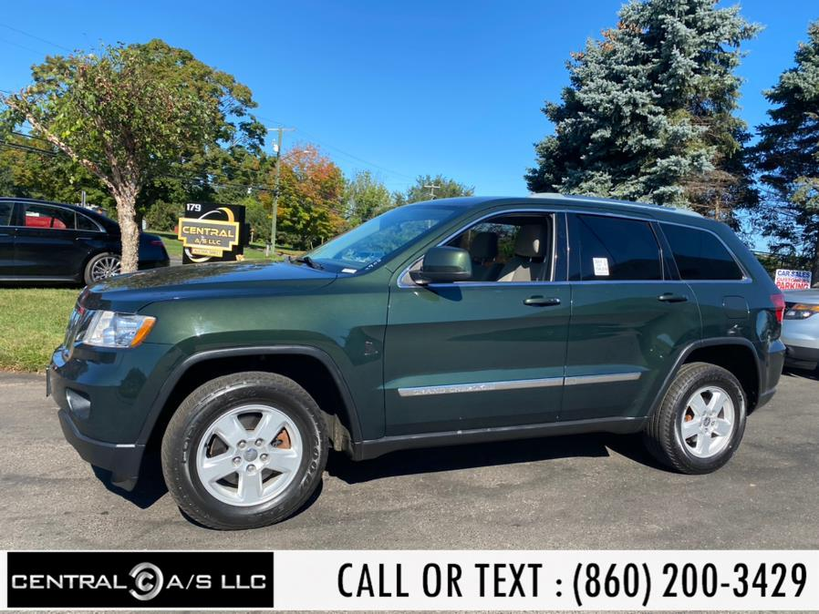 Used Jeep Grand Cherokee 4WD 4dr Laredo 2011   Central A/S LLC. East Windsor, Connecticut