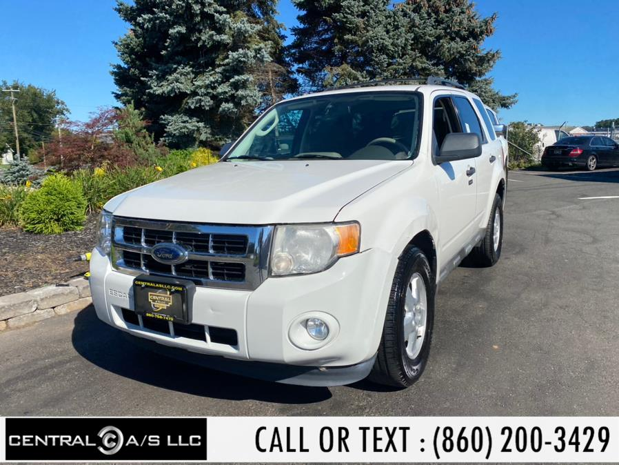 Used Ford Escape 4WD 4dr V6 Auto XLT 2009   Central A/S LLC. East Windsor, Connecticut