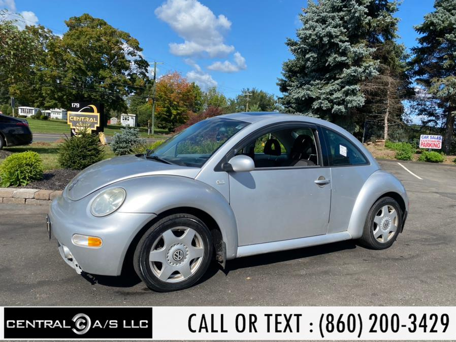 Used Volkswagen New Beetle 2dr Cpe GLS Auto 2001   Central A/S LLC. East Windsor, Connecticut