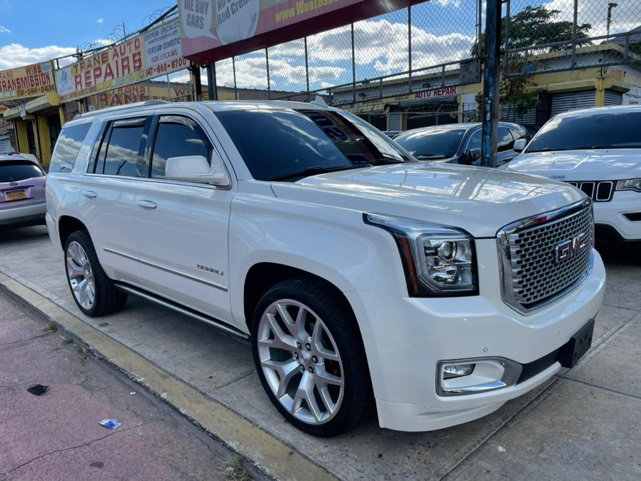 2015 GMC Yukon 4WD 4dr Denali, available for sale in Brooklyn, NY