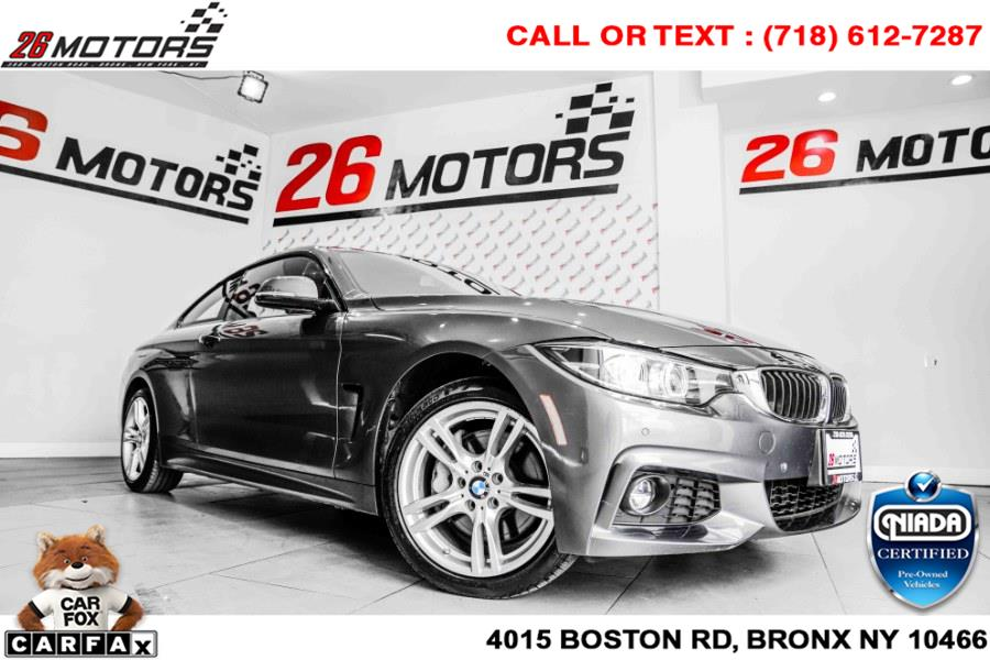 Used BMW 4 Series 430i xDrive Coupe 2019 | 26 Motors Corp. Bronx, New York