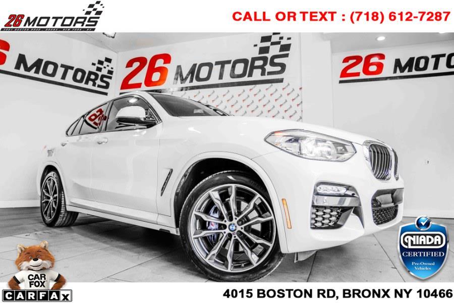 Used BMW X4 xDrive30i Sports Activity Coupe 2019 | 26 Motors Corp. Bronx, New York
