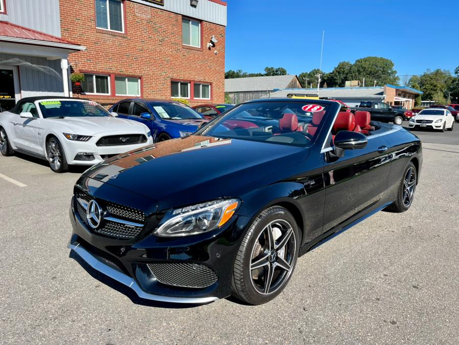 Used Mercedes-Benz C-Class AMG C 43 4MATIC Cabriolet 2018 | Mike And Tony Auto Sales, Inc. South Windsor, Connecticut