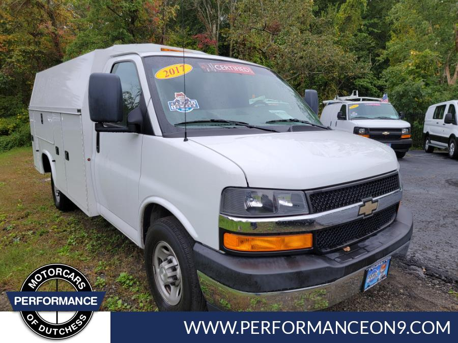 Used 2017 Chevrolet Express Commercial Cutaway in Wappingers Falls, New York | Performance Motorcars Inc. Wappingers Falls, New York