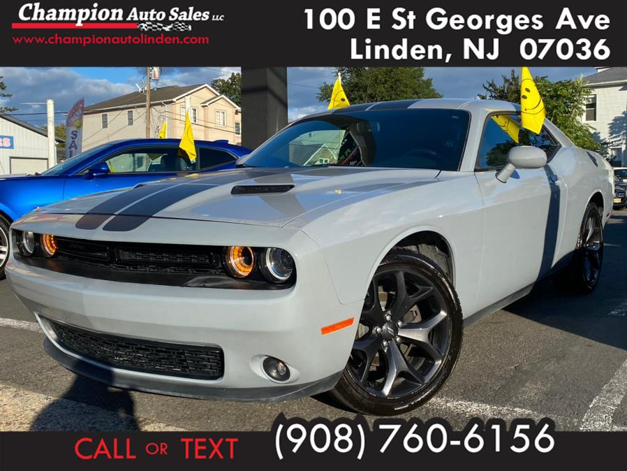 Used 2020 Dodge Challenger in Linden, New Jersey | Champion Used Auto Sales. Linden, New Jersey