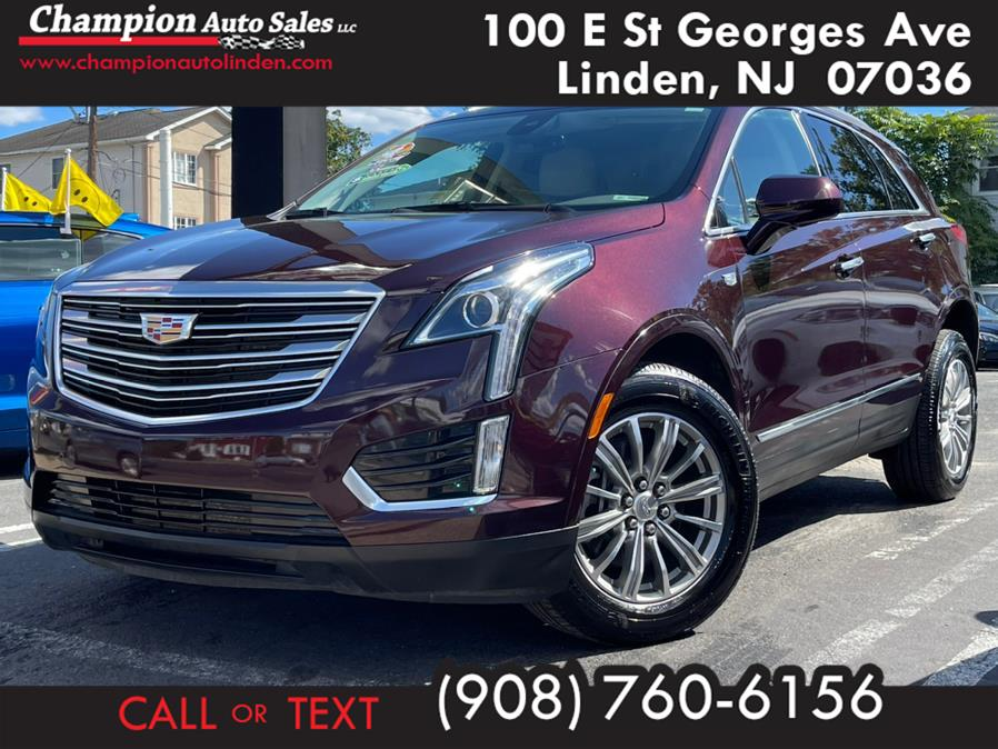 Used 2018 Cadillac XT5 in Linden, New Jersey | Champion Used Auto Sales. Linden, New Jersey