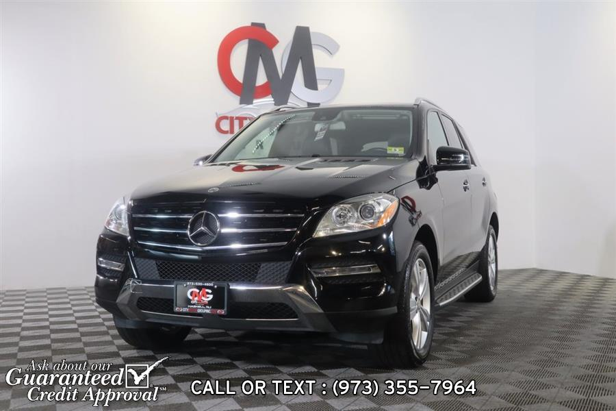 Used Mercedes-benz M-class ML 350 2014 | City Motor Group Inc.. Haskell, New Jersey