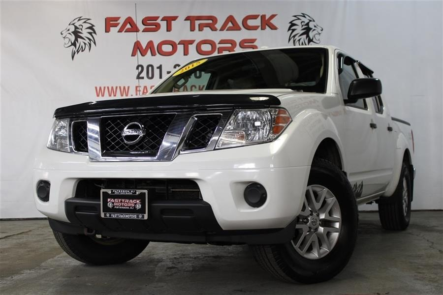 Used Nissan Frontier SV 2015   Fast Track Motors. Paterson, New Jersey