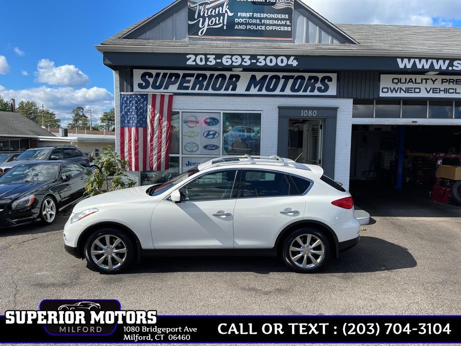 Used 2013 INFINITI EX37 in Milford, Connecticut   Superior Motors LLC. Milford, Connecticut