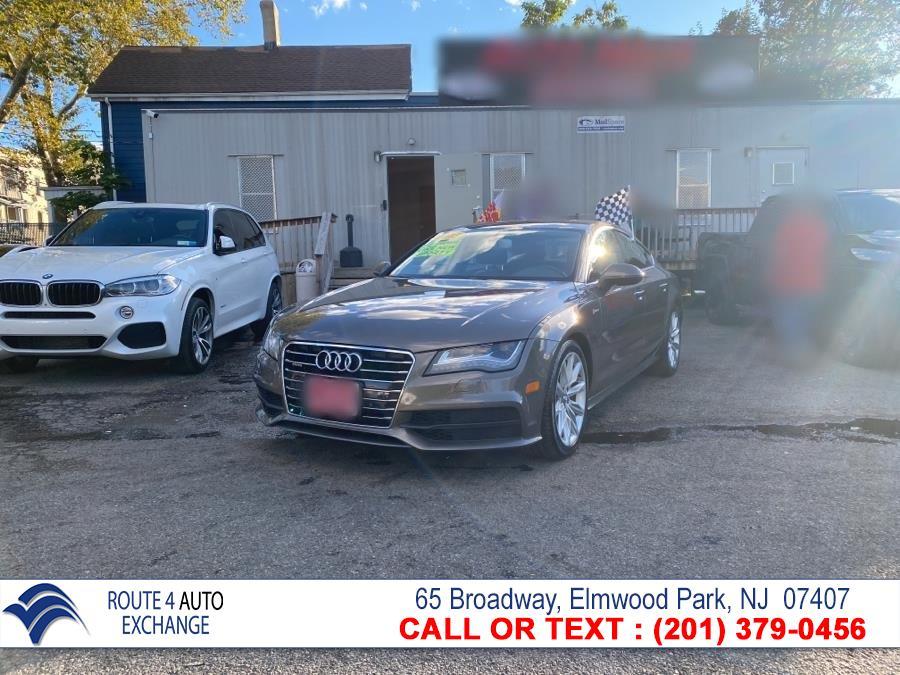 Used Audi A7 4dr HB quattro 3.0 Prestige 2013   Route 4 Auto Exchange. Elmwood Park, New Jersey