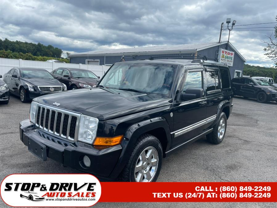 Used 2007 Jeep Commander in East Windsor, Connecticut | Stop & Drive Auto Sales. East Windsor, Connecticut