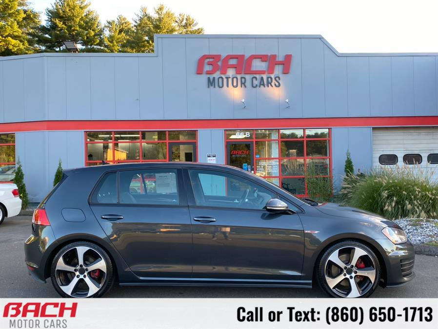 Used Volkswagen Golf GTI 4dr HB DSG SE 2015   Bach Motor Cars. Canton , Connecticut