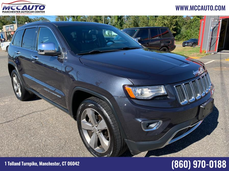 Used 2014 Jeep Grand Cherokee in Manchester, Connecticut | Manchester Autocar Center. Manchester, Connecticut