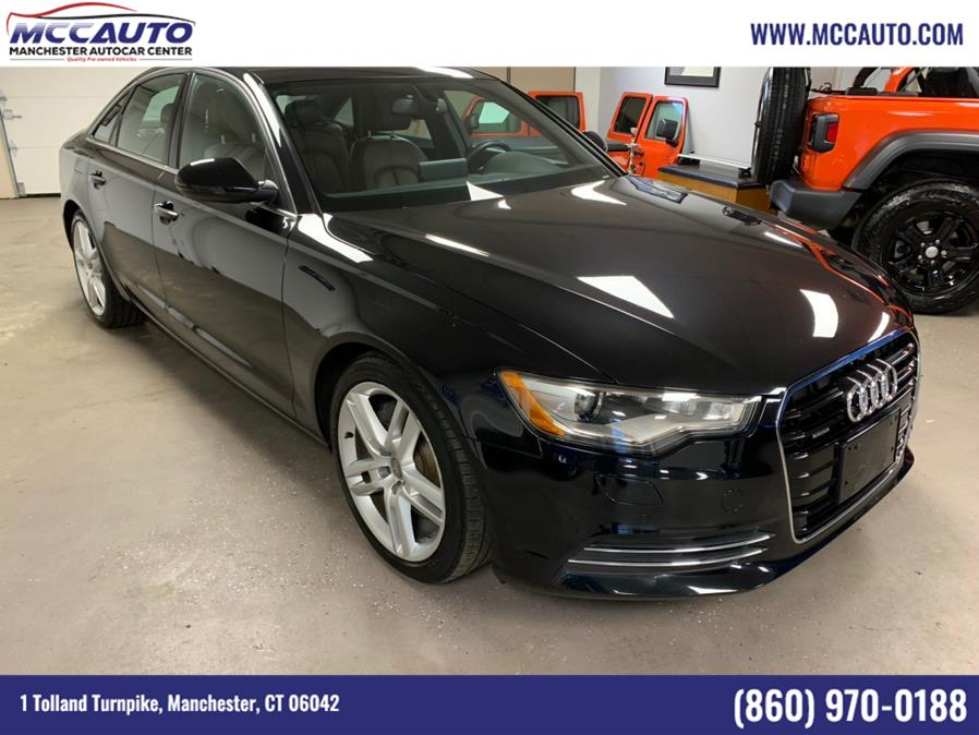 Used 2015 Audi A6 in Manchester, Connecticut | Manchester Autocar Center. Manchester, Connecticut