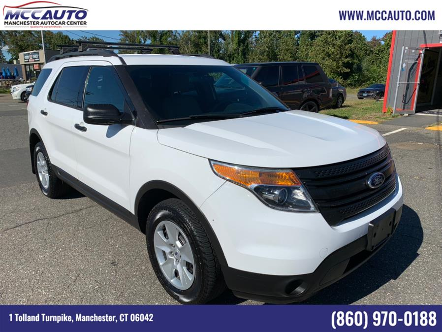 Used 2013 Ford Explorer in Manchester, Connecticut | Manchester Autocar Center. Manchester, Connecticut