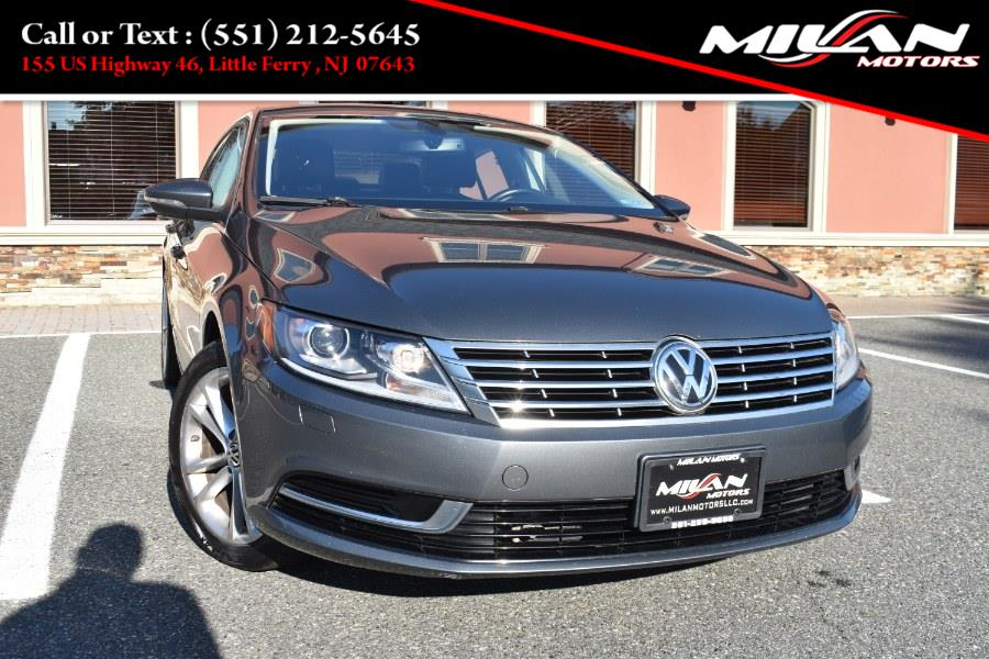 Used Volkswagen CC 4dr Sdn DSG Trend PZEV 2016 | Milan Motors. Little Ferry , New Jersey