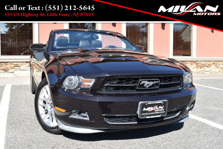 Used Ford Mustang 2dr Conv V6 Premium 2012   Milan Motors. Little Ferry , New Jersey