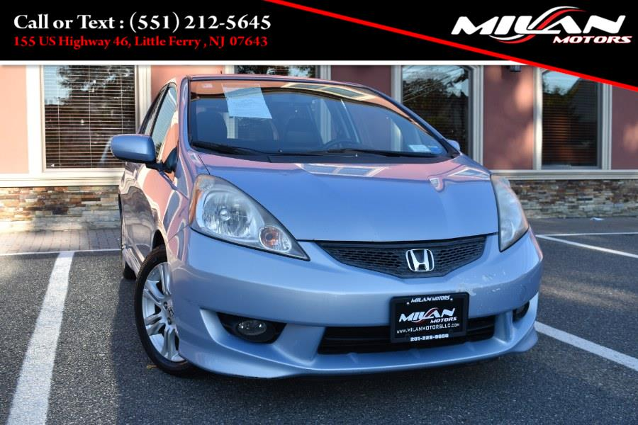 Used Honda Fit 5dr HB Auto Sport 2010 | Milan Motors. Little Ferry , New Jersey
