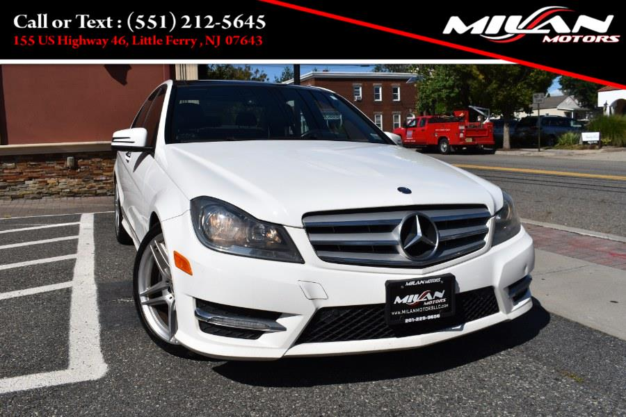 Used Mercedes-Benz C-Class 4dr Sdn C 300 Sport 4MATIC 2013 | Milan Motors. Little Ferry , New Jersey