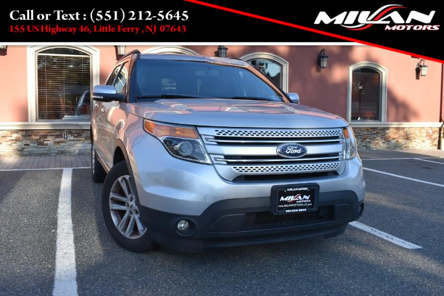 Used Ford Explorer 4WD 4dr XLT 2012 | Milan Motors. Little Ferry , New Jersey